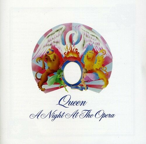 Queen - Night At The Opera [new Cd] Rmst