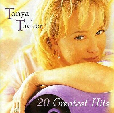 Tanya Tucker   20 Greatest Hits  New Cd