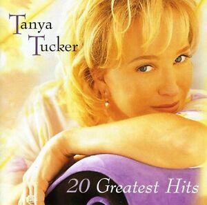 Tanya Tucker - 20 Greatest Hits [New CD]