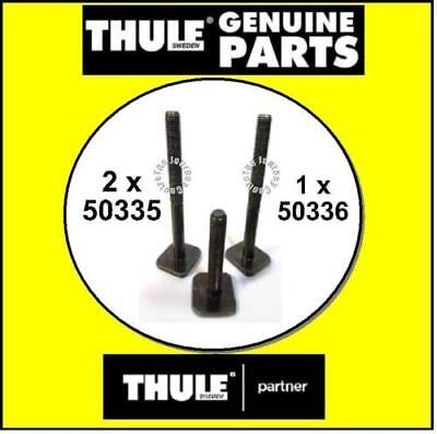 Thule 591 Cycle Bike Carrier T Track Bolts Kit 591 spares Pro...