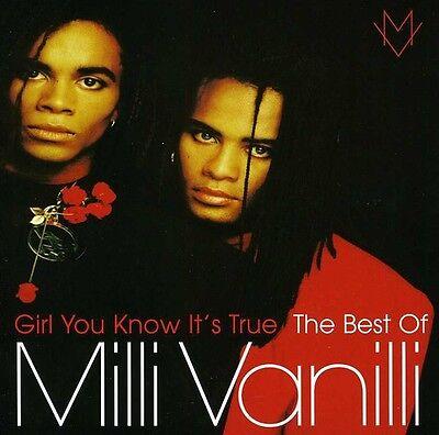 Milli Vanilli - Milli Vanilli : Girl You Know It's True: The Best of Milli Vanil