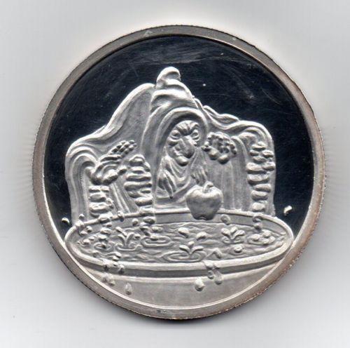 Disney Silver Coin 5 Oz Ebay