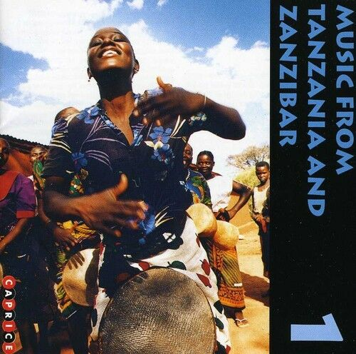 Various Artists - Music from Tanzania & Zanzibar / Various [New CD]