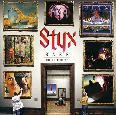 Styx   Babe  Collection  New Cd