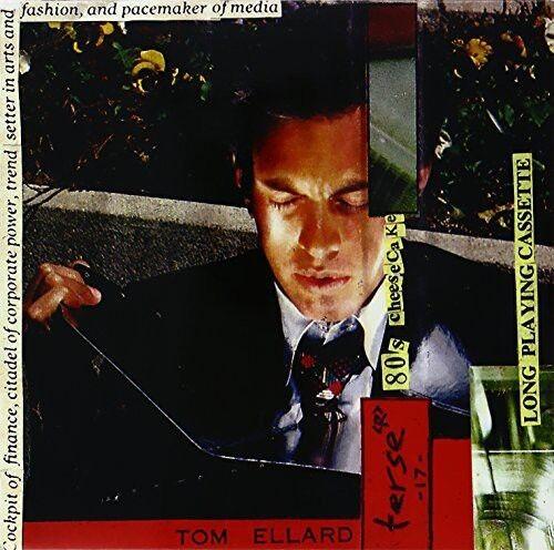 Tom Ellard - Eighties Cheesecake [New Vinyl LP]