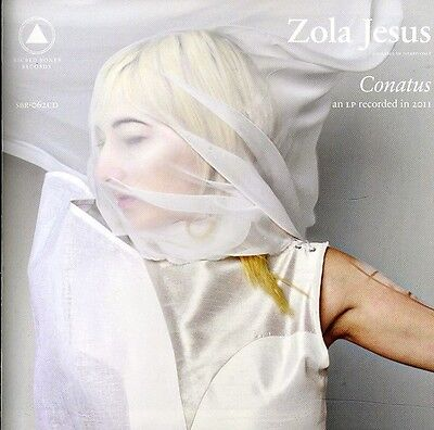 Zola Jesus   Conatus  New Cd