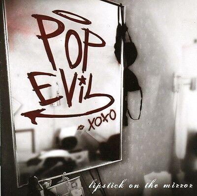 Pop Evil - Lipstick on the Mirror [New CD] Bonus Tracks