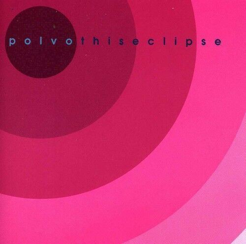 Polvo - This Eclipse [New CD] Extended Play