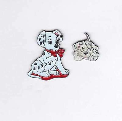 101 Dalmatiner - 2 Pins Comic Pin ©DISNEY