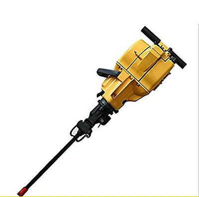 Yn27 Pionjar Rock Breaker Hammergasoline Rock Drill