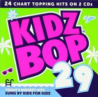 Kidz Bop Kids   Kidz Bop 29  New Cd  Canada   Import