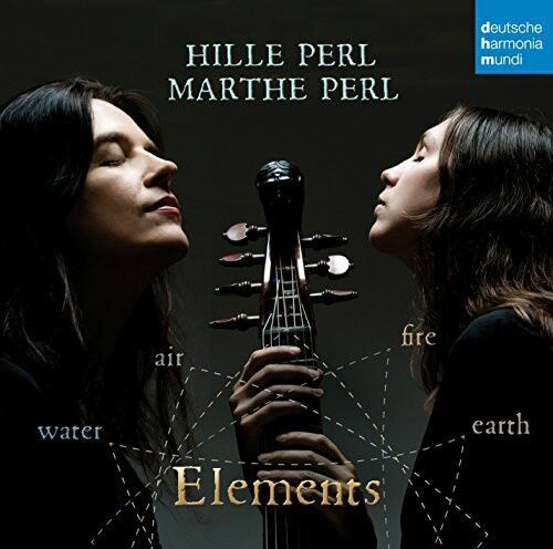 Hille Perl & Marthe - Elements [New CD] Germany - Import