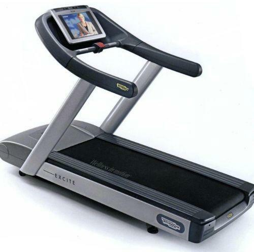 technogym treadmill ebay. Black Bedroom Furniture Sets. Home Design Ideas