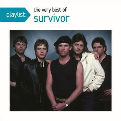 SURVIVOR - PLAYLIST: THE VERY BEST OF SURVIVOR NEW (The Best Of Survivor)