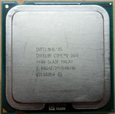Intel Core 2 Duo E4400 2.0 GHz S775