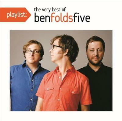 BEN FOLDS FIVE - PLAYLIST: THE VERY BEST OF BEN FOLDS FIVE NEW