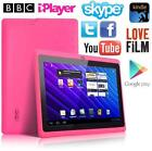 7 inch Android Tablet Pink