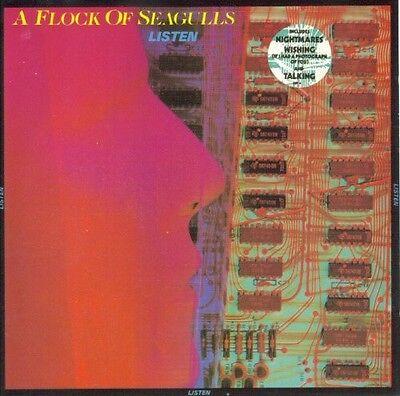 A Flock Of Seagulls   Listen  New Cd