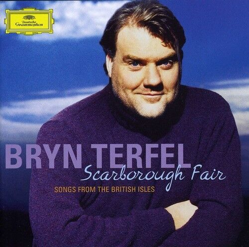 Bryn Terfel - Scarborough Fair: Songs from the British Isles [New CD]