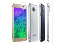 Samsung Galaxy A3/A5/Alpha GSM Unlocked Smartphone