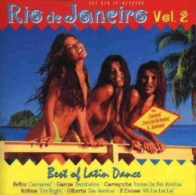 Rio de Janeiro 2-Best of Latin Dance (1997, BMG) | 2 CD | Bellini,