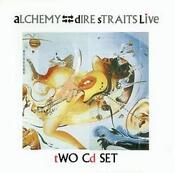 Dire Straits Alchemy CD
