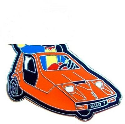 NEW RELIANT BOND BUG 700ES CAR BADGE RARE MICROCAR BIKERS THREE WHEELER 70S