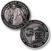 Korean War Memorial Coin
