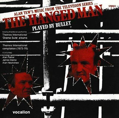 Alan Tew The Hanged Man OST & Themes 1973-76 comp CD   eBay