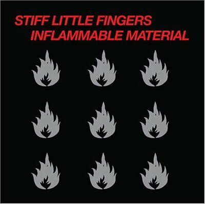 Stiff Little Fingers - Inflammable Material (B... - Stiff Little Fingers CD A0VG