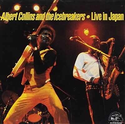 Albert Collins And The Ice Breakers - Live in Japan [CD]
