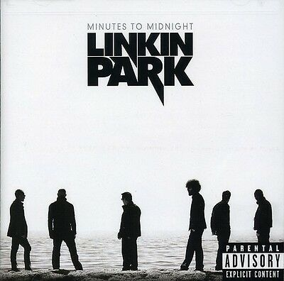 Linkin Park   Minutes To Midnight  New Cd  Explicit