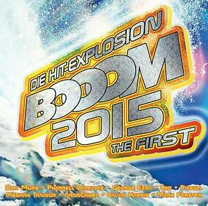 Booom 2015 The First