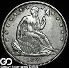 1861 Half Dollar