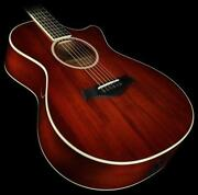 Mahogany Acoustic Electric Guitar