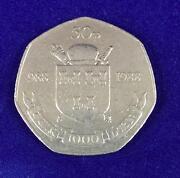 Irish 50p Coin
