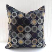 Grey Decorative Throw Pillows
