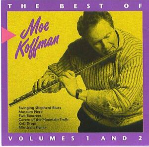 Best of Moe Koffman Volumes 1 and 2 cd-Mint condition