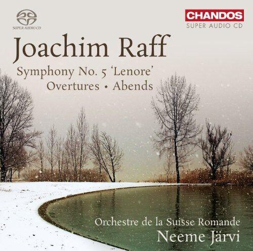 Neeme Järvi - Orchestral Works 2 [New SACD] Hybrid SACD