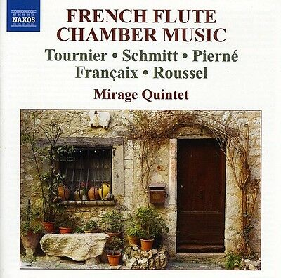 Mirage Quintet - French Flute Chamber Music [New CD]