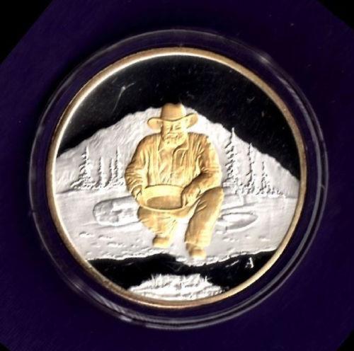 Alaska Mint Bars Amp Rounds Ebay