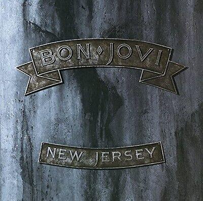 Bon Jovi   New Jersey  New Vinyl  180 Gram