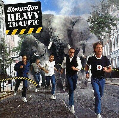 Status Quo - Heavy Traffic [New CD] Bonus - Tracking Status
