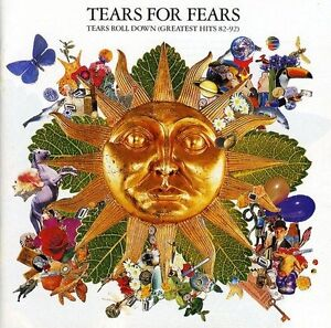Tears For Fears / Tears Roll Down (Greatest Hits 82-92) (Best of) *NEW* Music CD