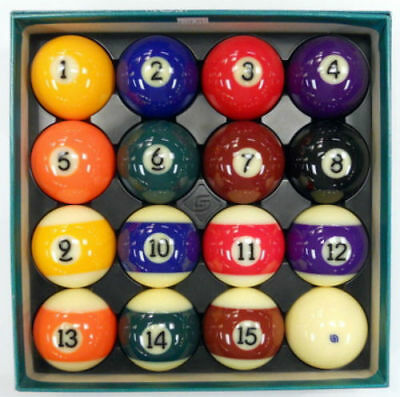 Belgian Aramith Premium Pool Balls-Best Value in Balls FREE SHIPPING & FREE