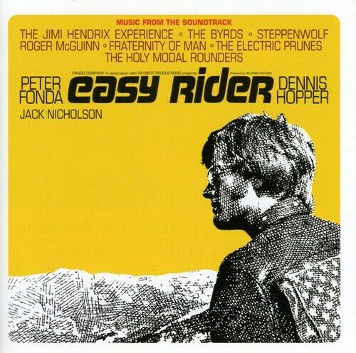 Various Artists - Easy Rider (Music From the Soundtrack) [New CD]