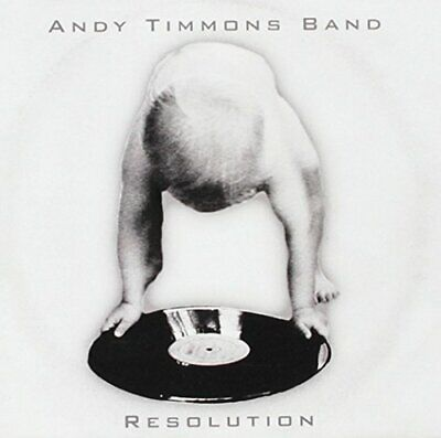 Andy Timmons Band - Resolution CD NEW