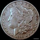 1893 P Morgan Silver Dollar