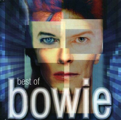 Best of Bowie by David Bowie (CD, Oct-2002, Parlophone) *NEW* *FREE