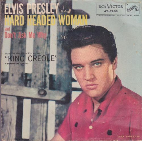 Elvis Presley 45 Records Ebay